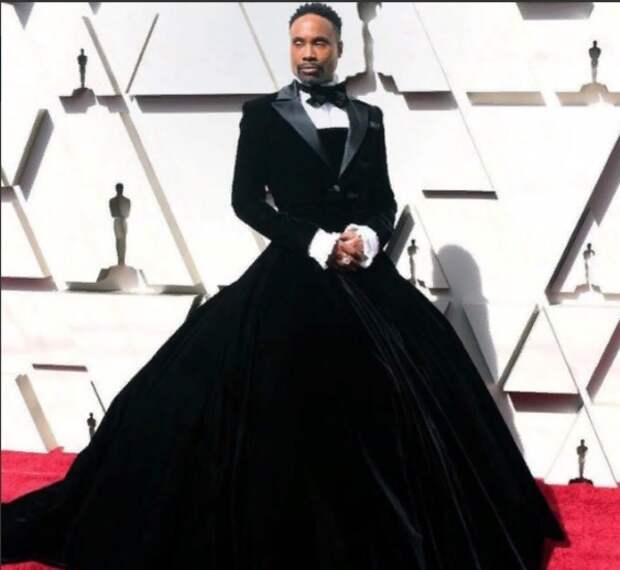 """""""Оскар-2019"""": мужские платья, огромные бриллианты и розовые рюши"""