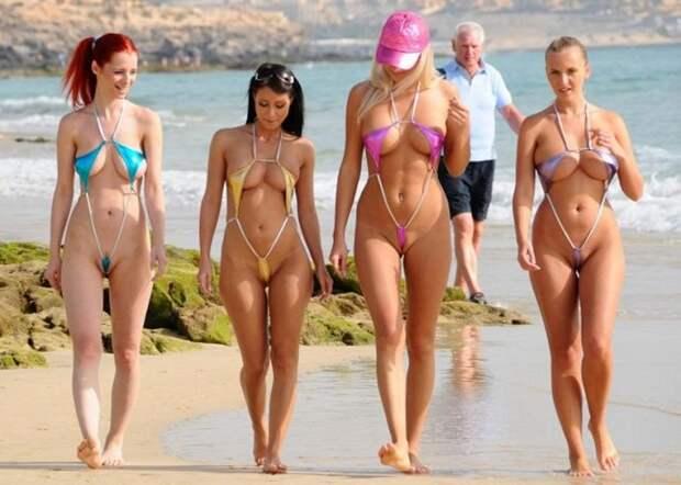 15 моделей купальников, которые не стоит надевать на пляж, чтобы не стать посмешищем