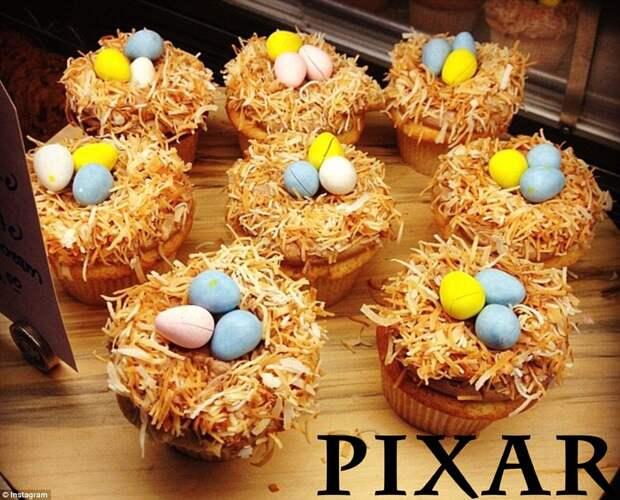 Столовая Pixar
