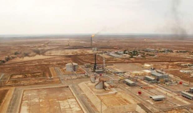 ВИраке будут сооружены предприятия попереработке газа мощностью 17млн кубометров
