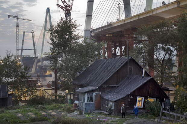 Нестандартные фотографии Северной столицы