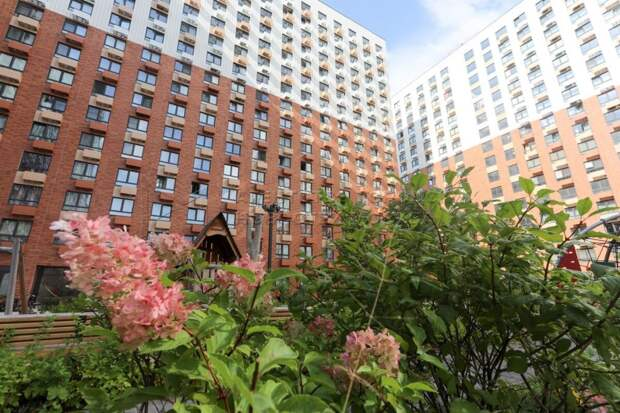 В Москве показали квартиры, которые будут разыграны среди участников ДЭГ. Фото Никеричев Андрей