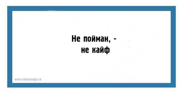 20 открыток с житейской мудростью для людей с хорошим чувством юмора