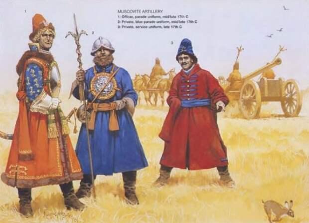 «Солдаты» Ивана Грозного
