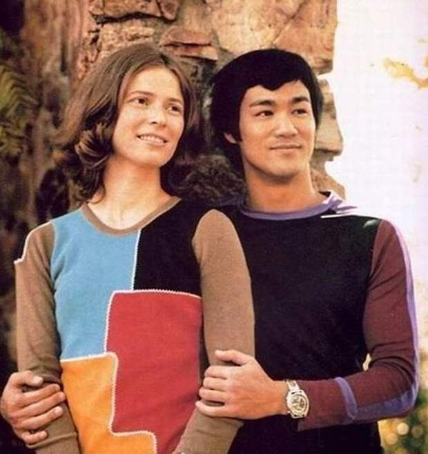 Линда и Брюс.