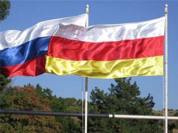Путин: Россия и Южная Осетия сделают еще один шаг в развитии союзнических отношений