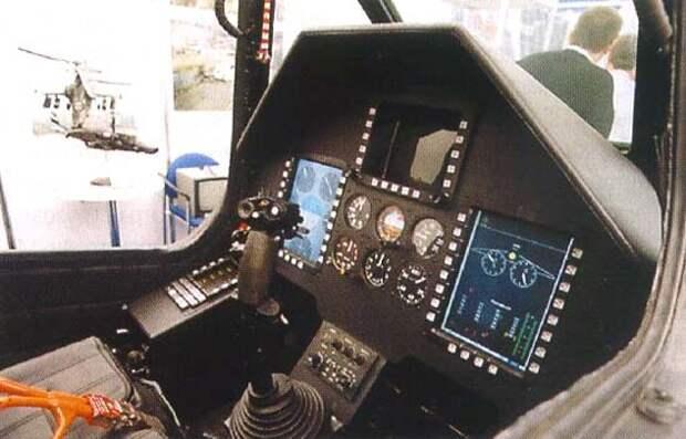 Боевой вертолёт Ка-50