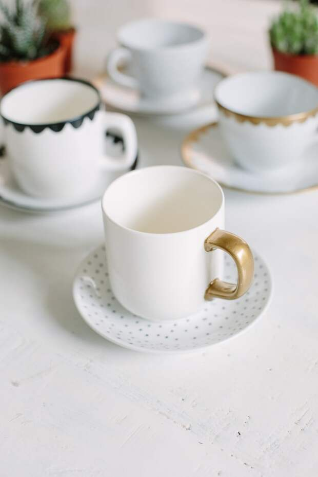 Роспись чайных пар (Diy)
