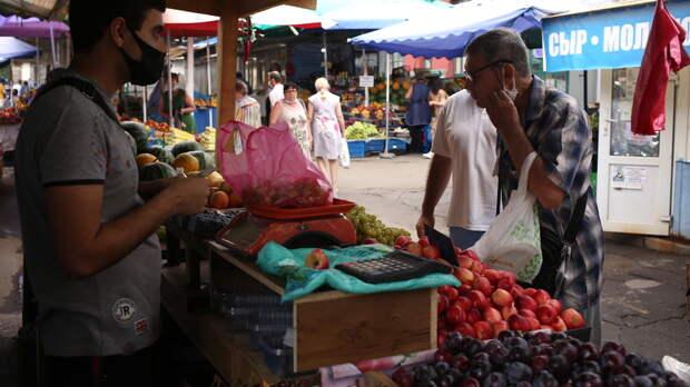 ВРостовской области девять издесяти покупателей неносят медицинские маски
