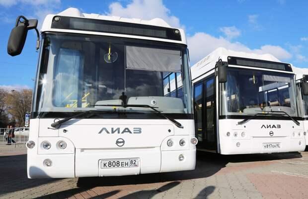 В Симферополе с 11 января  изменят один маршрут движения общественного транспорта