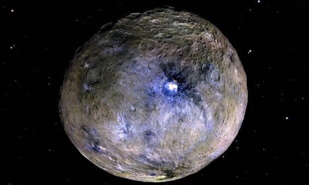 Астероиды — космические скитальцы Солнечной системы