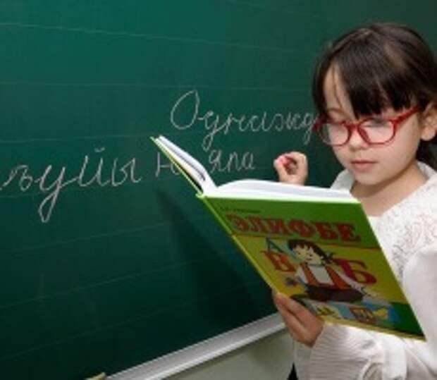В Крыму обучаются на крымскотатарском языке 4895 детей. Фото: Александр Поленько/РГ