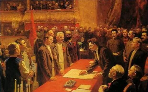 Как и почему был создан Советский Союз