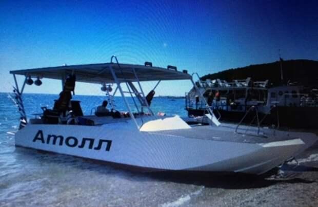 На Кубани завершили расследование крушения катера с пассажирами