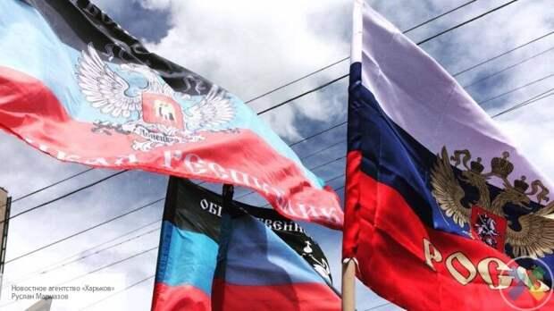 «Маленький шаг навстречу большому будущему»: жители ДНР голосуют за поправки в Конституцию