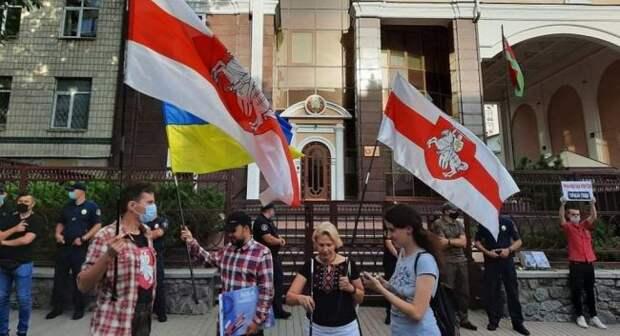 Белоруссия обвинила Украину вовмешательстве вовнутренние дела страны