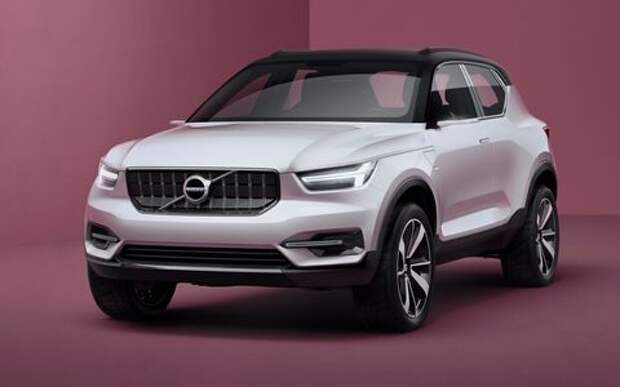 Два раза по 40: Volvo анонсировала новое семейство концептуальным дублем