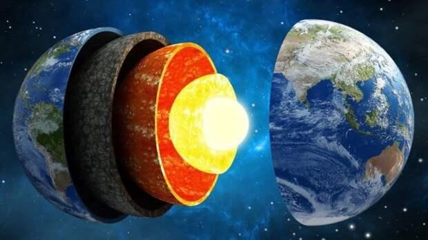 Что находится внутри Земли?
