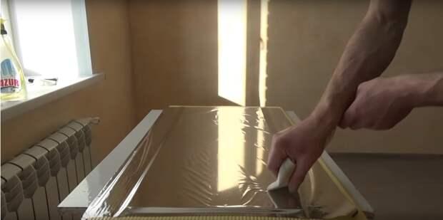 Не выбрасывайте старые оконные стекла, они Вам пригодятся
