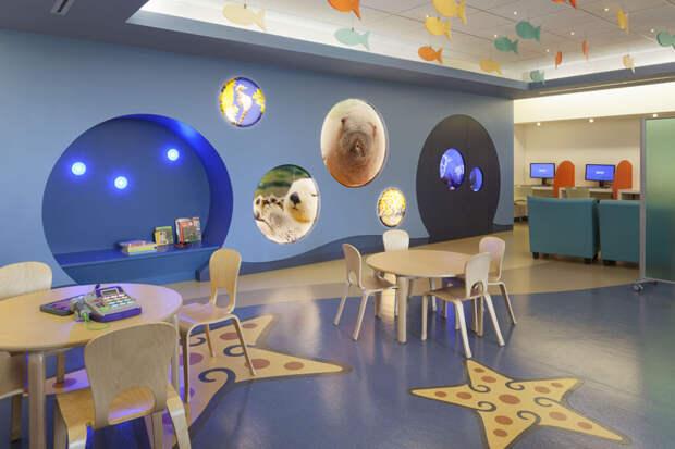 16. Mary Bridge Children's Hospital, Вашингтон. больницы, дети