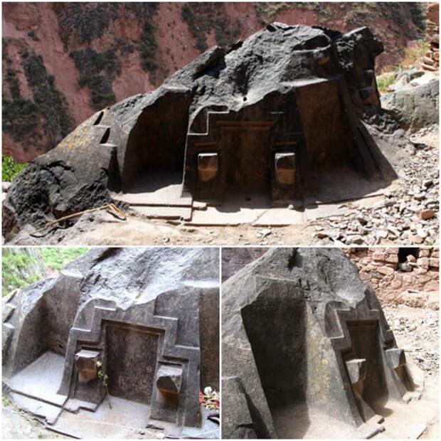 Загадочные сооружения, Перу, Стоунхендж
