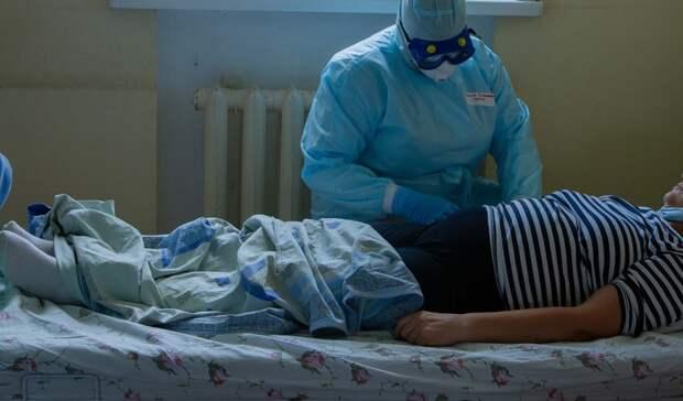 Откоронавируса умерла петрозаводчанка, которая необращалась запомощью кврачам