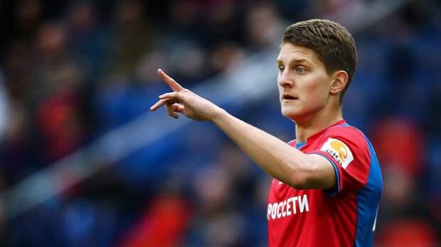 Онопко: «В ЦСКА есть футболисты, которые остановились в развитии. Дивеев — не из их числа»