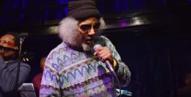 В США от рака на 75-м году жизни скончался «прадед» рэп-музыки