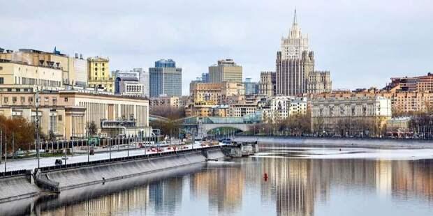 Экономика Москвы может выйти на уровень до начала пандемии к концу текущего года