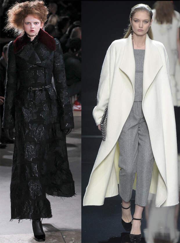 Пальто 2015-2016 для женщин и девушек