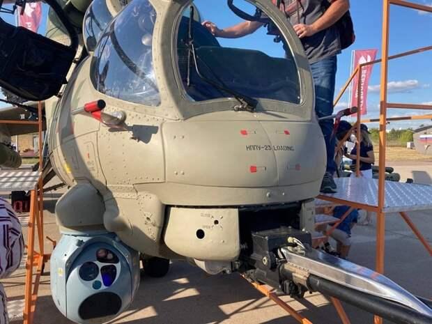 """В холдинге """"Вертолеты России"""" раскрыли главную особенность нового Ми-35П """"Феникс"""""""