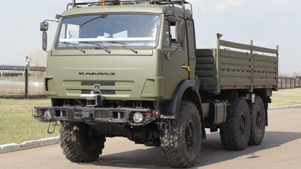 """""""КамАЗ"""" выводит на тесты беспилотный грузовик"""