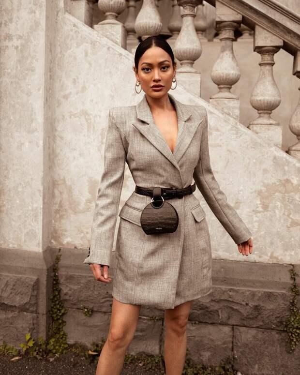 Какие жакеты будут носить этой осенью стильные модницы