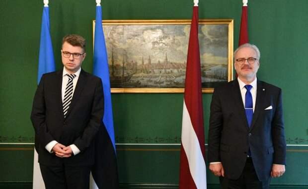 Глава МИДа Эстонии: для «Балтийского пузыря 2.0» нужно единое плато