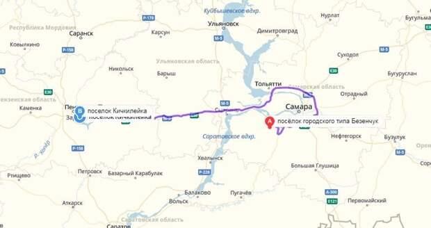 На минуточку, расстояние от Кичкилейки до Безенчука (Самарская область) составляет около 500 километров. жестокость, зоозащитники, история, пенза, пензенская область, пес, собака