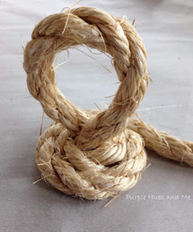 Корзинка с крышкой своими руками из сизалевой веревки (9) (266x320, 85Kb)