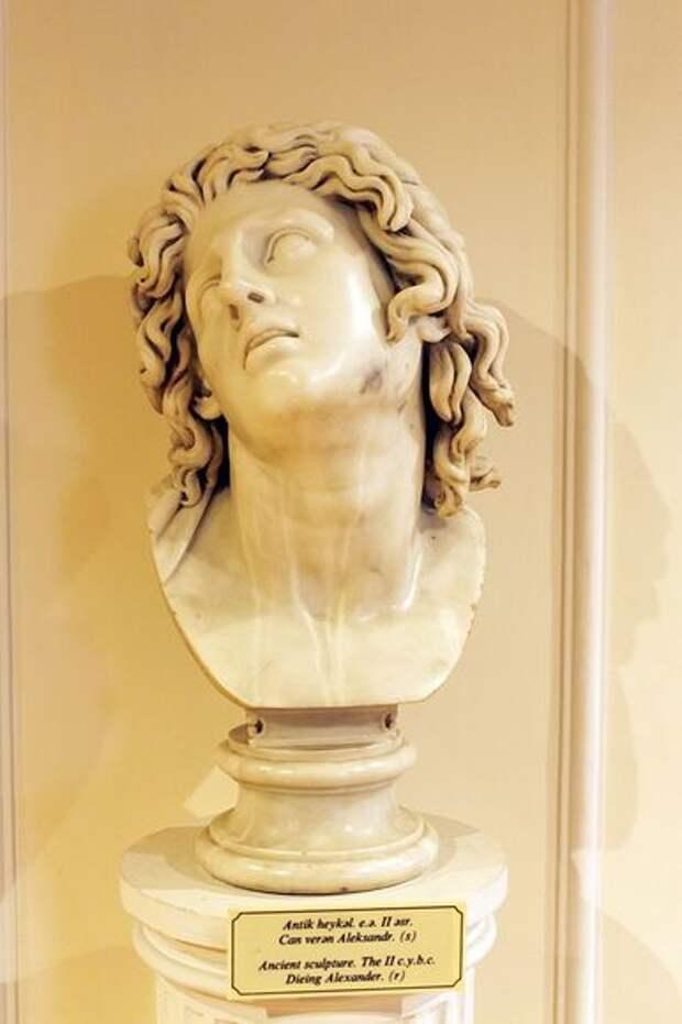 Как умер Александр Македонский: новая версия