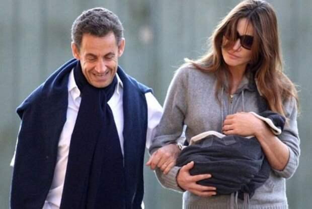 2. Карла Бруни-Саркози женщины, семья