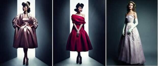 Новый год от Houte Couture.  Часть1-я
