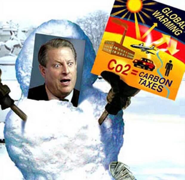 Глобальное потепление – большая афера