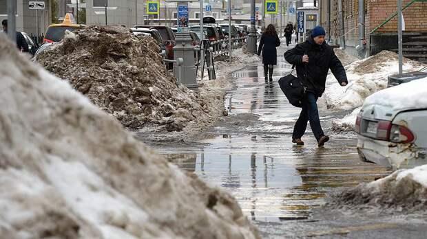 Виталий Милонов предложил запретить реагенты на улицах