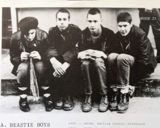 В США скончался основатель группы Beastie Boys Джон Берри