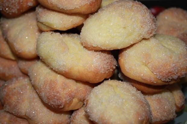 Так просто и так вкусно. Быстрое печенье на кефире видео, вкусняшки, еда, кулинария, рецепт