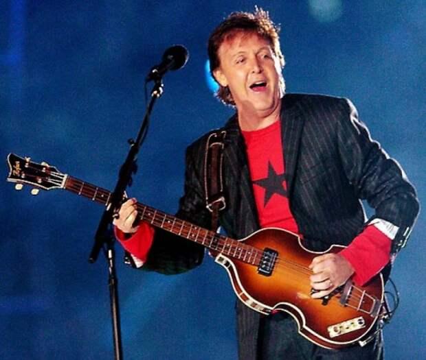 Пол Маккартни выступил с 10-летней поклонницей на концерте в Аргентине