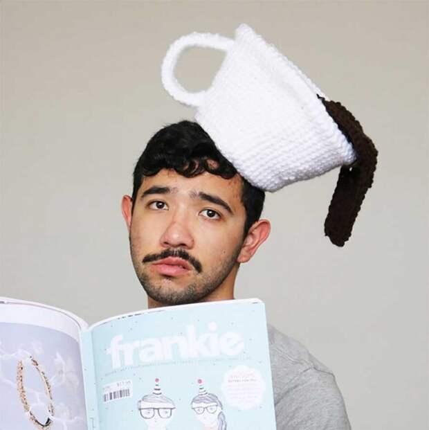 Шедевральные шапки Phil Ferguson