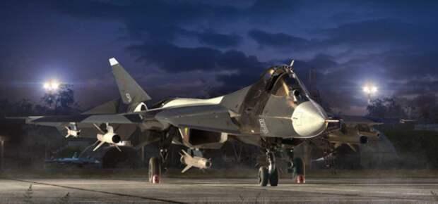 """Операция """"Бросок Кобры"""": блестящий маневр российских истребителей Су-57 в Сирии"""