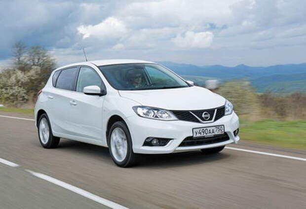 Nissan Tiida снова встанет на конвейер «ИжАвто»