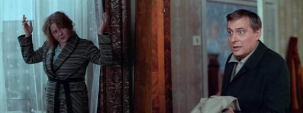 4. «Осенний марафон» интерьер, квартира, кино, фильм