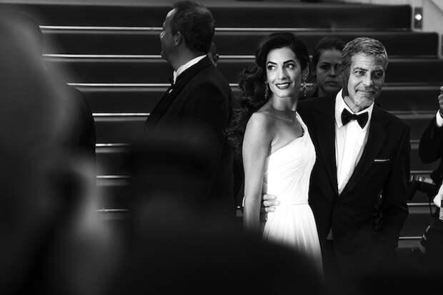 Элегантные черно-белые снимки знаменитостей с Каннского кинофестиваля