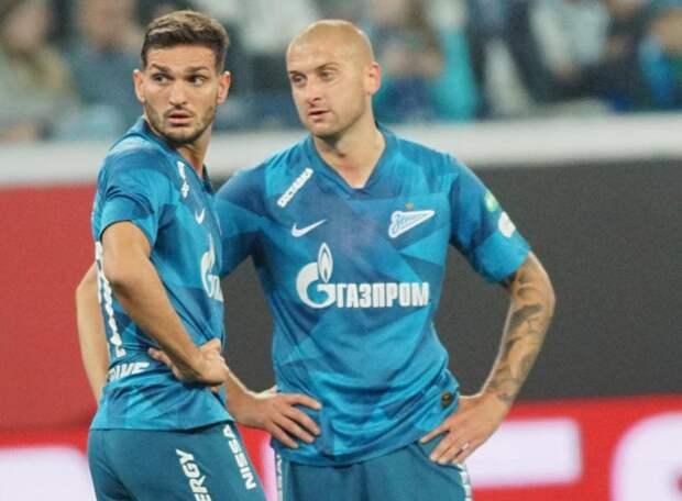 Посмотрите, как расцвел Оздоев, играя рядом с Барриосом. Как много дал «Зениту» Иванович, сейчас пришел Ловрен - высочайшего уровня центральный защитник…